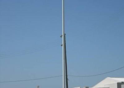 4H flagpole