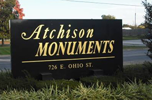 monuments missouri - atchison monuments